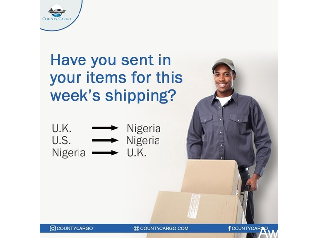 Buy And Ship From USA And Uk Sites To Nigeria  - 3